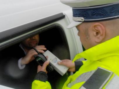 Băileşti: Dosare penale pe bandă rulantă pentru consumul de alcool la volan