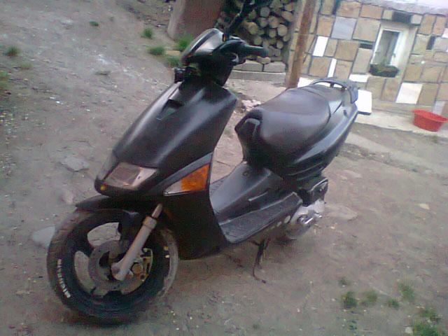 beat moped