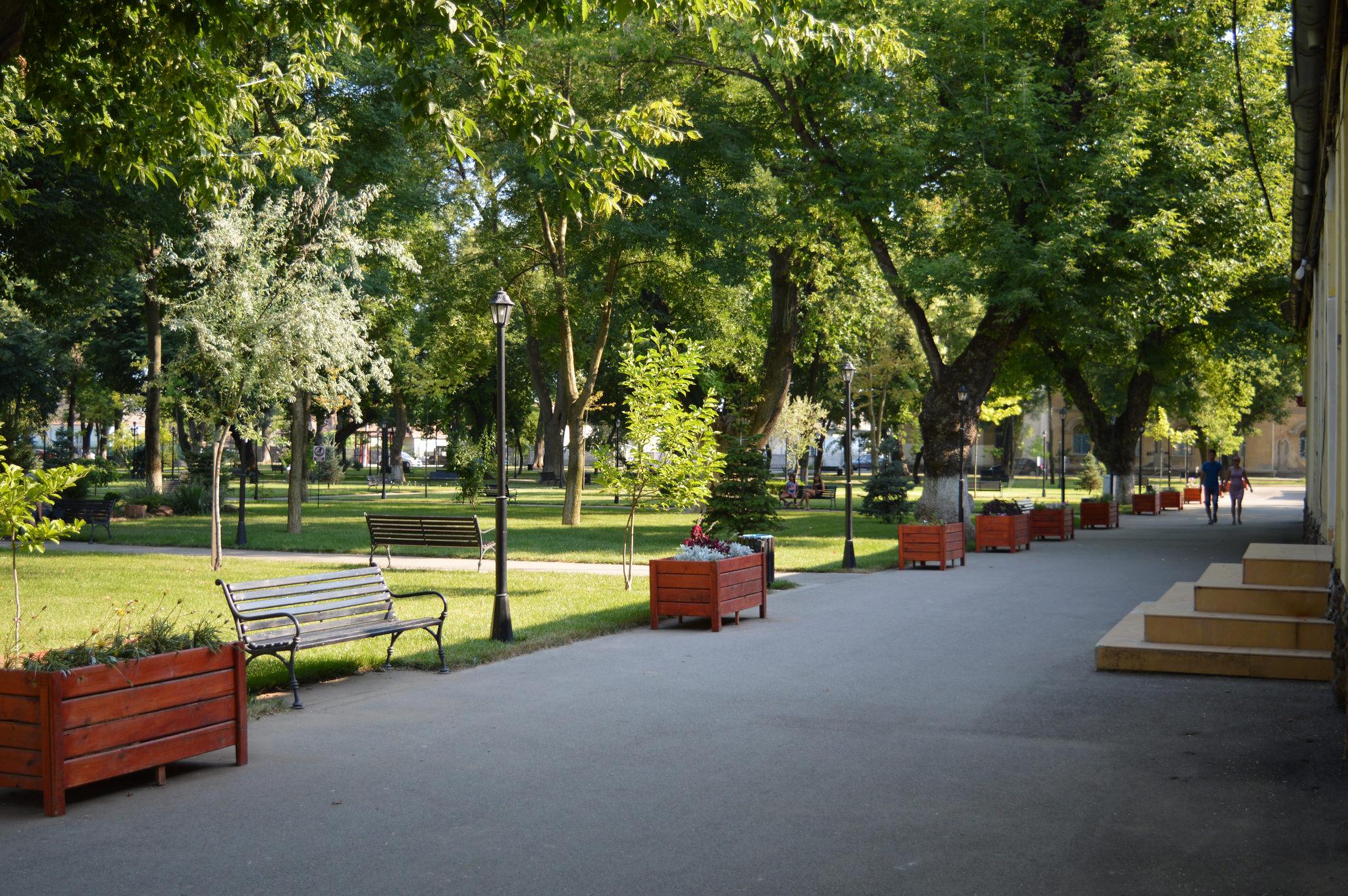 parc bailesti