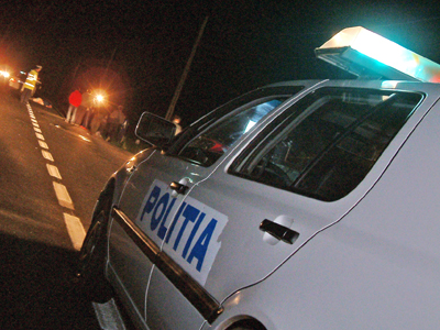 Un barbat din localitatea buzoiana Posta Cilnau a fost accidentat mortal, joi noapte, pe raza comunei, de un politist din cadrul Inspectoratului Judetean de Politie Ilfov
