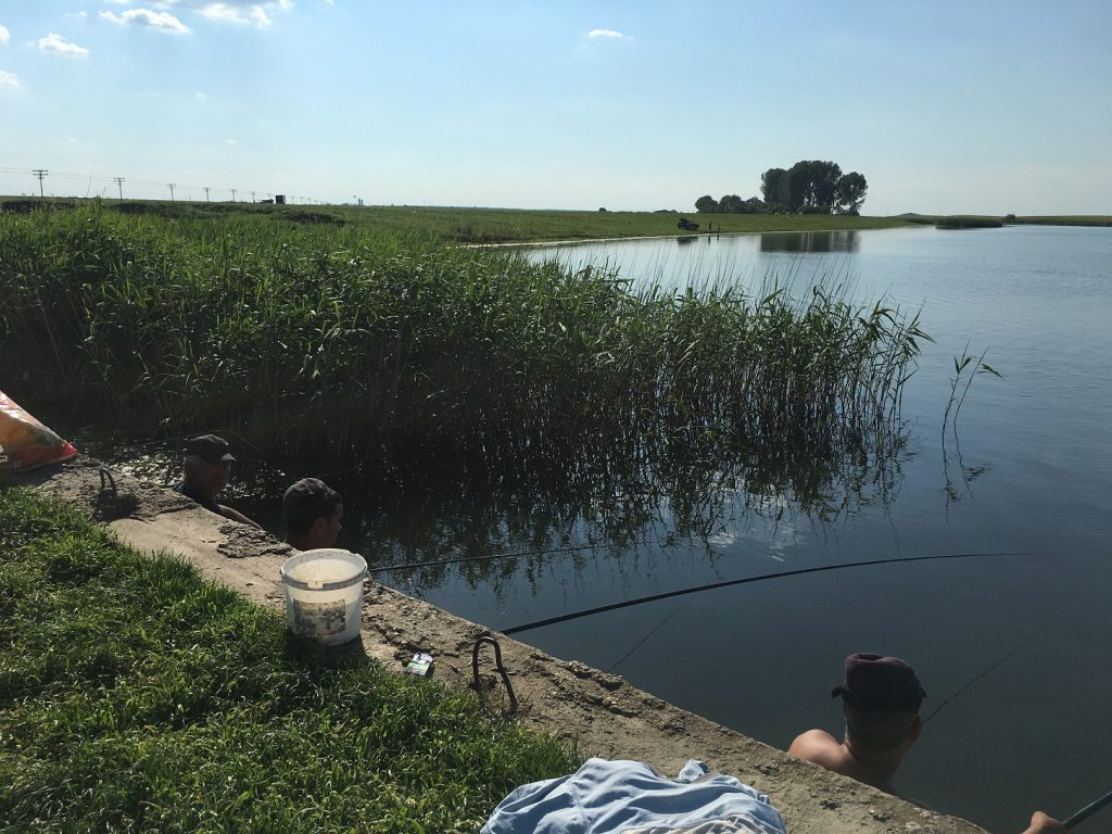 Cilieni Bailesti pescuit