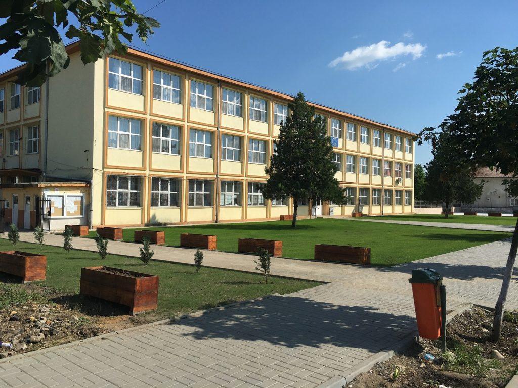 Liceul Mihai VIteazul Bailesti